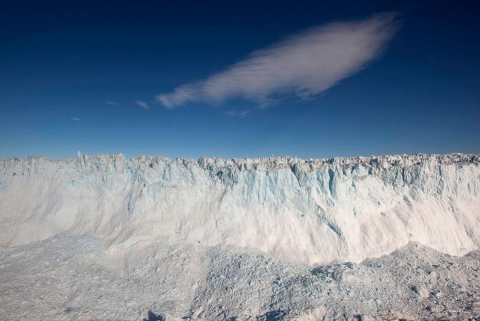 2369 990x662 Ледяная Гренландия...или уже не ледяная?