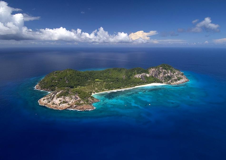 Роскошный частный остров на Сейшелах