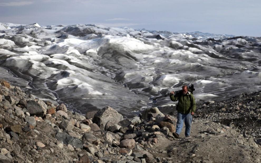 2464 990x620 Ледяная Гренландия...или уже не ледяная?