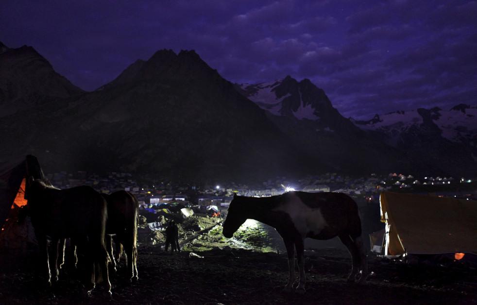 2525 Ситуация в Кашмире