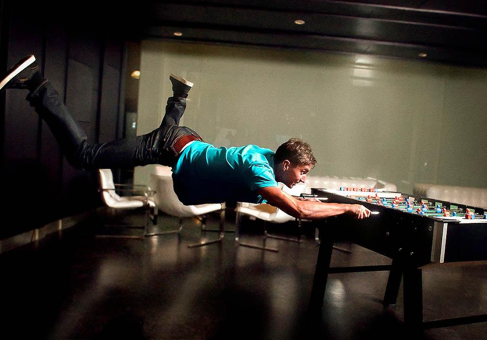 Levitation Photography – Mid Air Magic