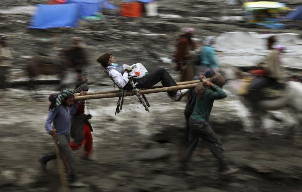 2823 Ситуация в Кашмире