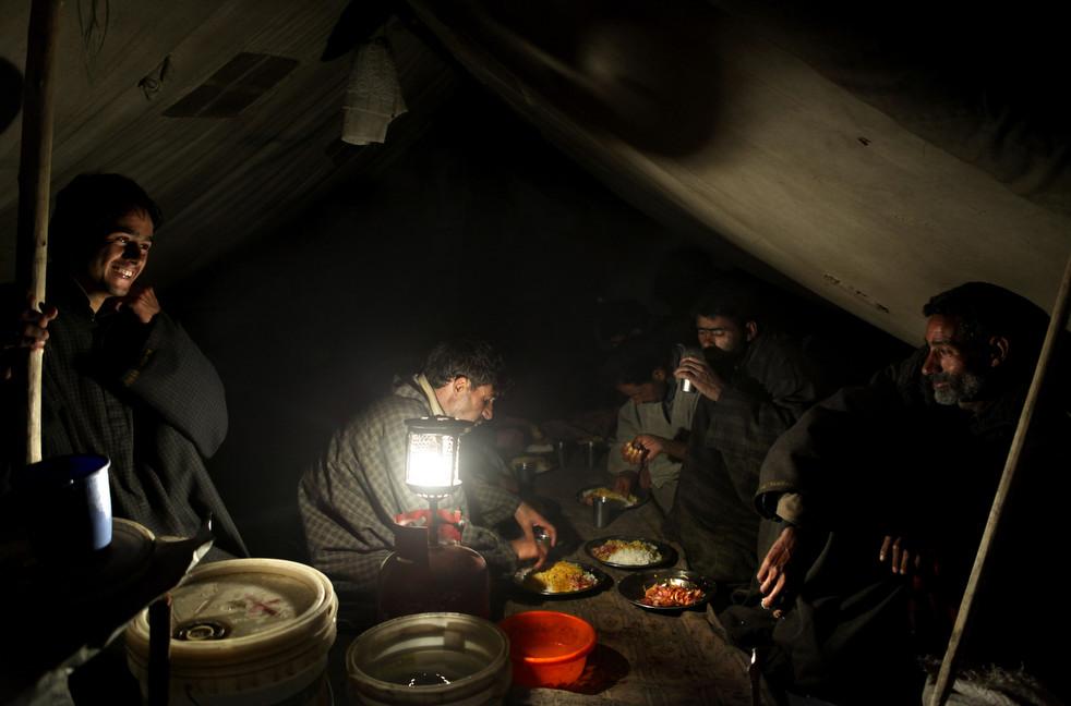 2921 Ситуация в Кашмире