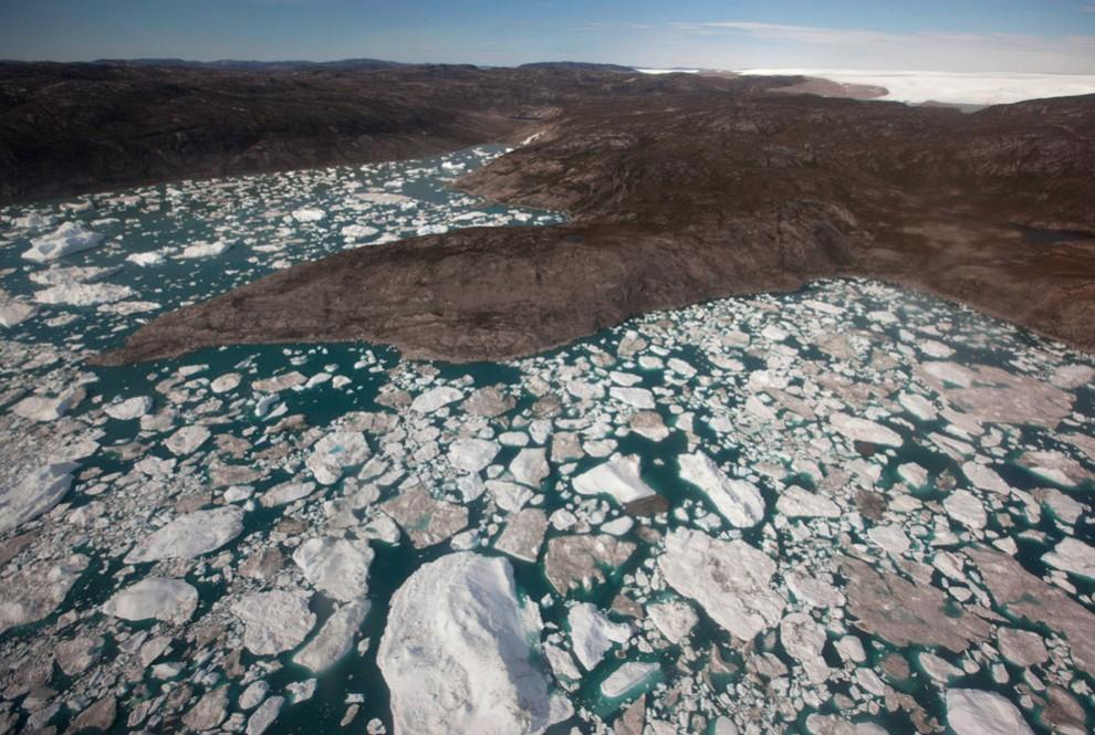 2951 990x665 Ледяная Гренландия...или уже не ледяная?
