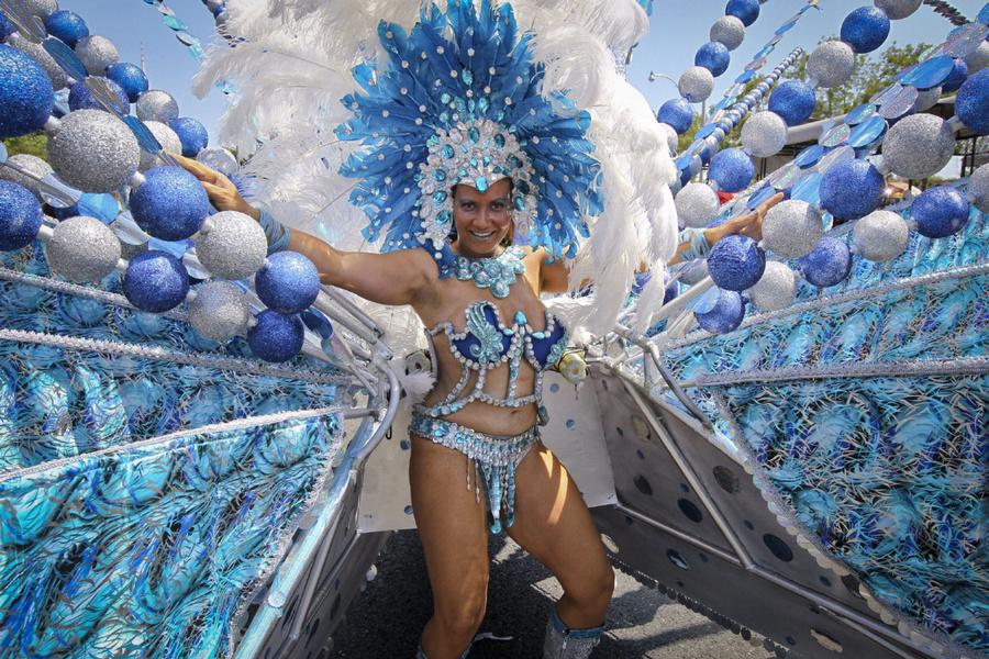 Karibia karnaval di Toronto