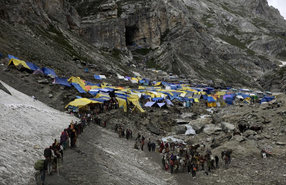 3021 Ситуация в Кашмире