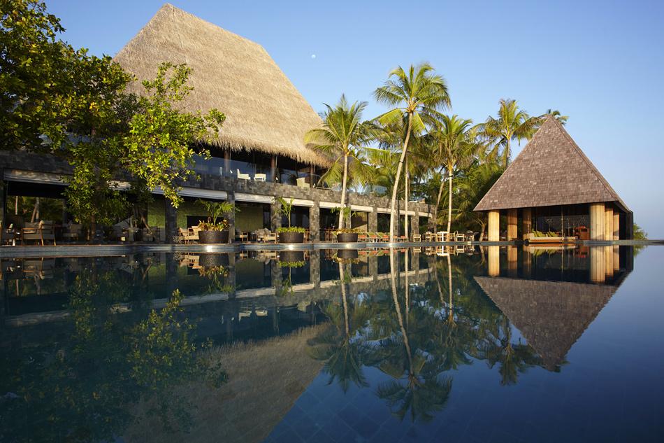 312 Anantara Kihavah Villas – роскошный отель на Мальдивах