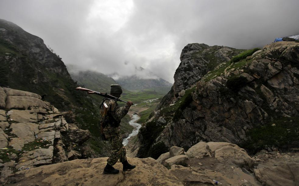 3127 Ситуация в Кашмире