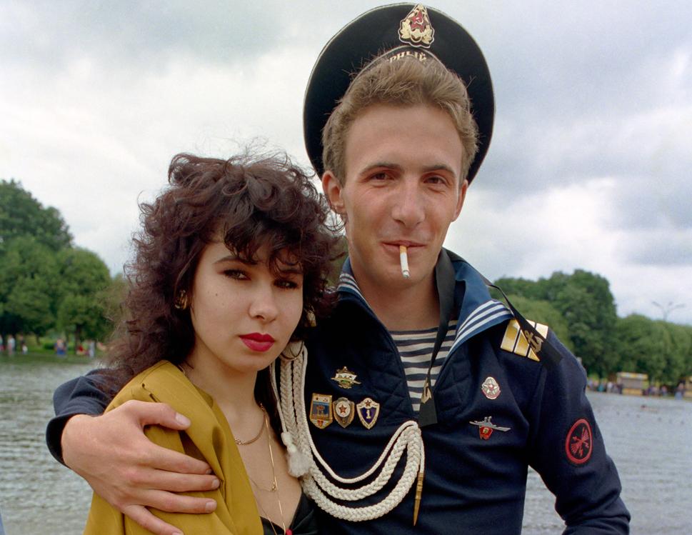 3273 Дни Свободы: Россия в 90 е