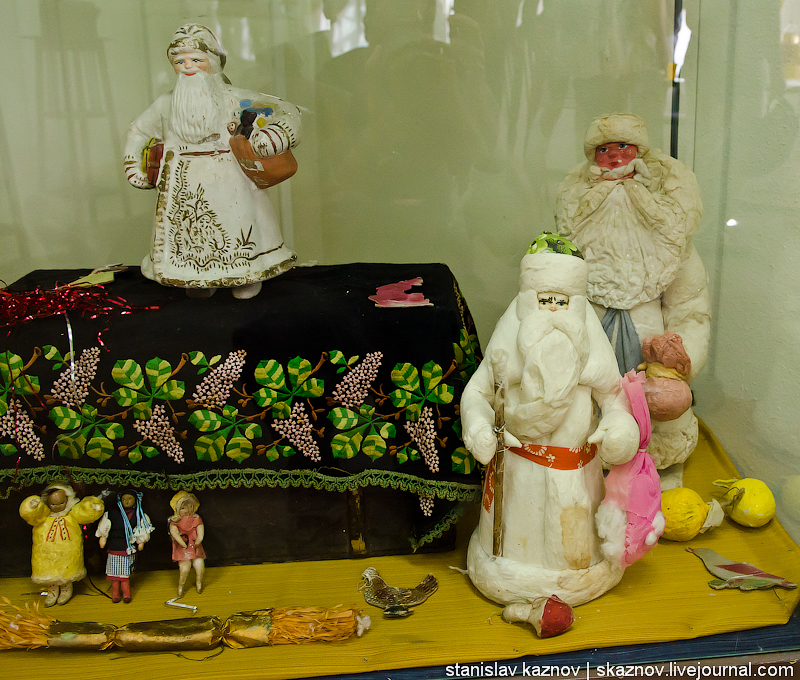С чего начинается Родина? или поход на выставку игрушек периода СССР, Н.Новгород, 2011