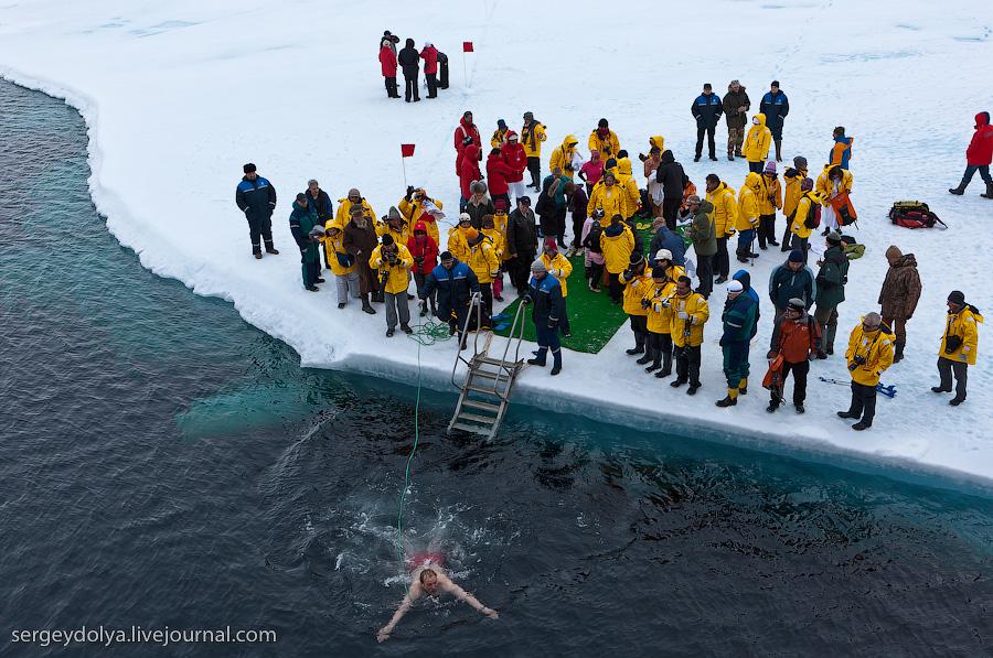 Северный полюс: Как этобыло