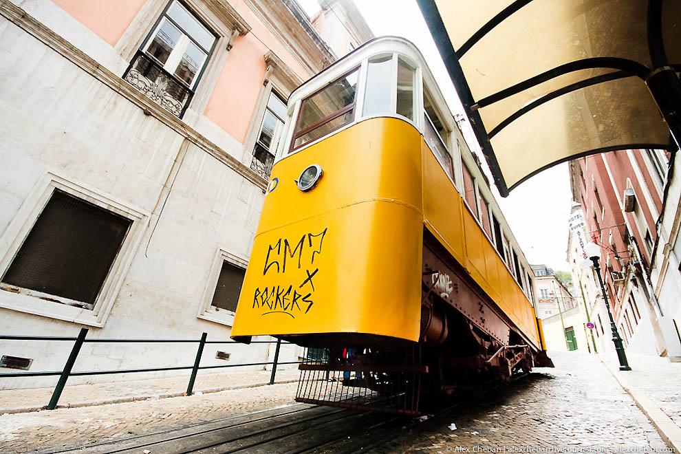 Трамвай для романтиков мегаполиса...