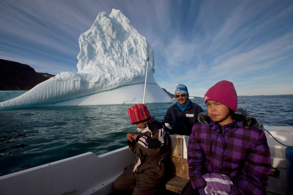 4174 990x659 Ледяная Гренландия...или уже не ледяная?