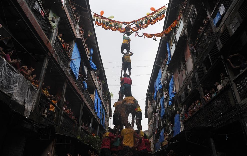 4176 Индийский фестиваль Кришна джанмаштами