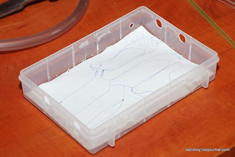 4189 Строительство искусственного муравейника