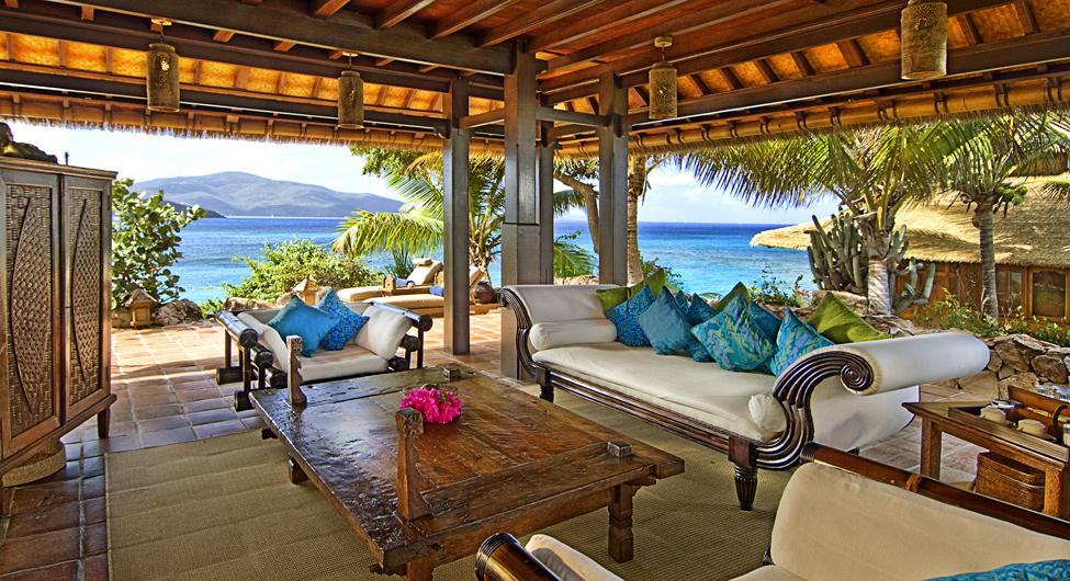 Necker Island – отель на частном острове