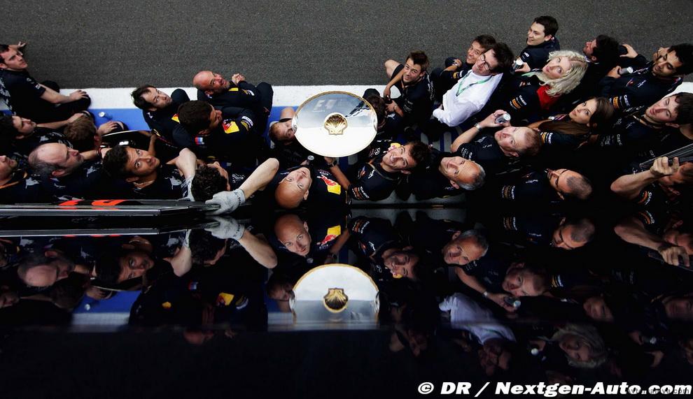 Гран-при Бельгии 2011 изнутри: фоторепортаж