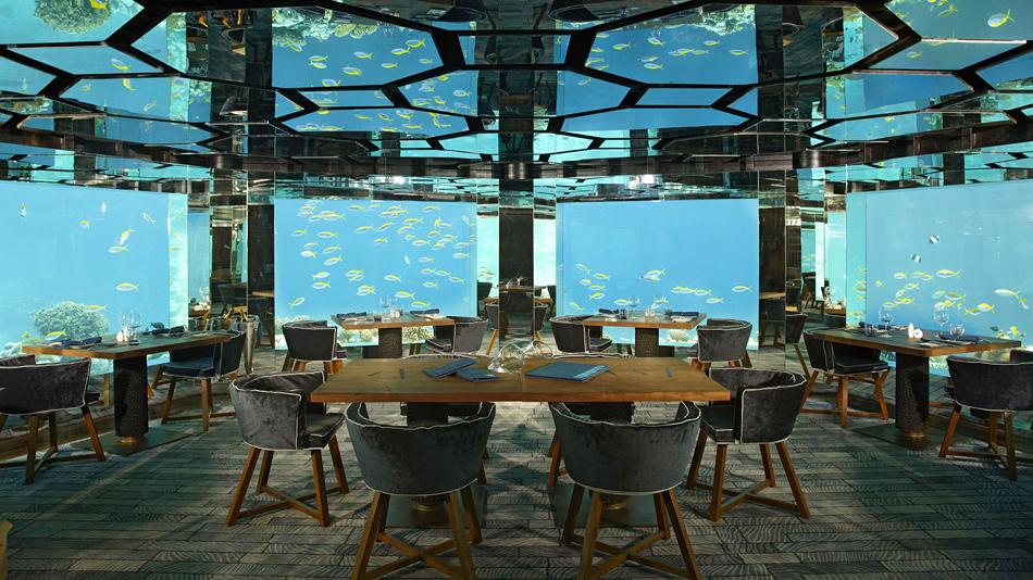 43 Anantara Kihavah Villas – роскошный отель на Мальдивах