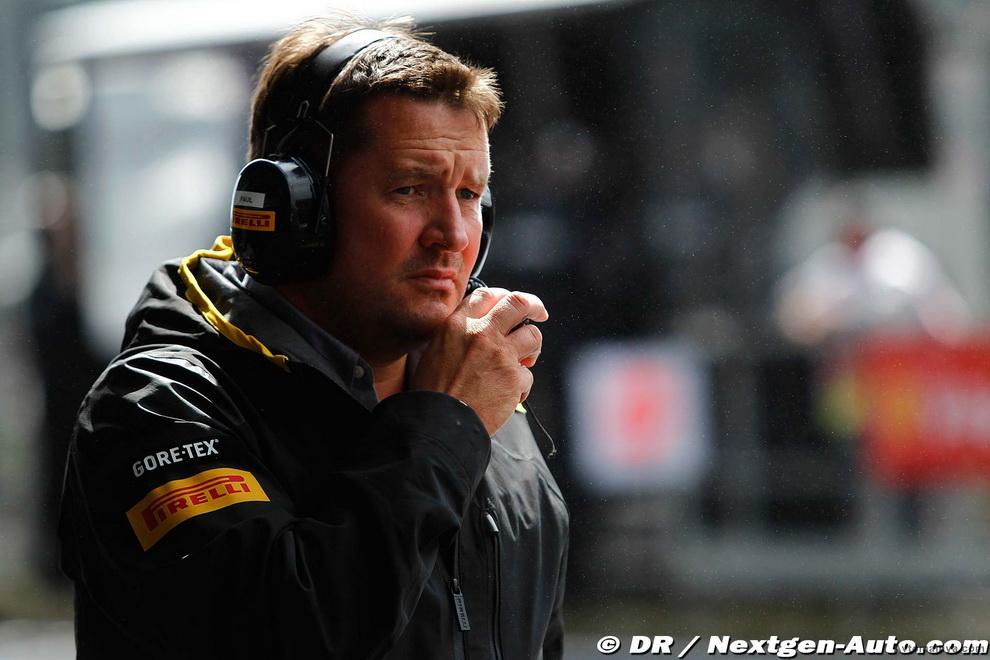 За кадром Гран-при Бельгии 2011: подготовка (фоторепортаж)