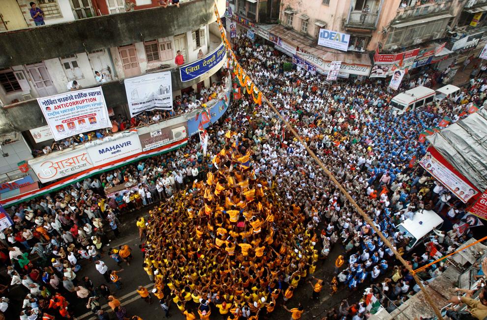 5145 Индийский фестиваль Кришна джанмаштами