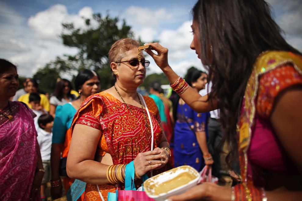 6129 Индийский фестиваль Кришна джанмаштами