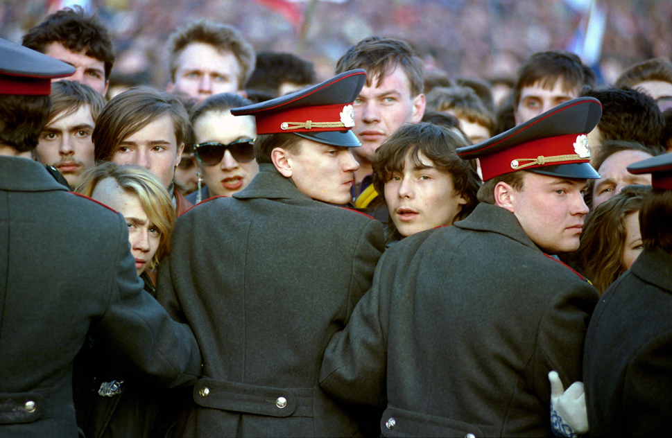 6144 Дни Свободы: Россия в 90 е