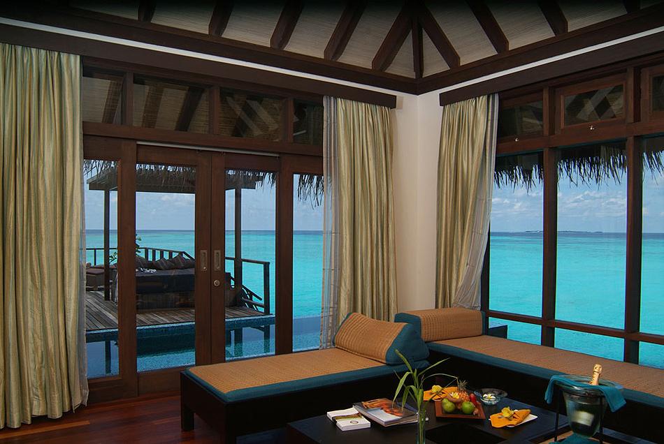 619 Отель Coco Palm Bodu Hithi на Мальдивах