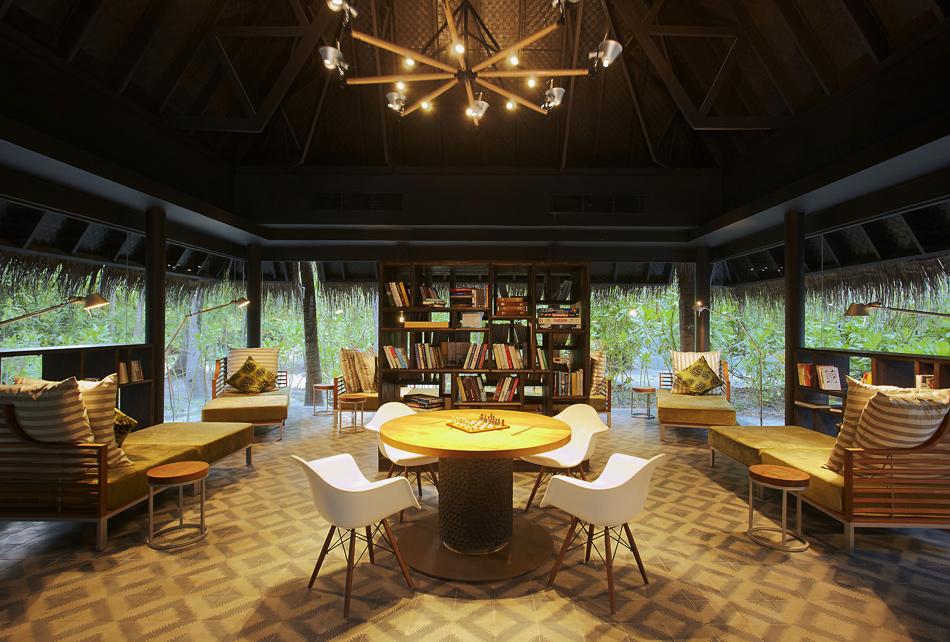 63 Anantara Kihavah Villas – роскошный отель на Мальдивах