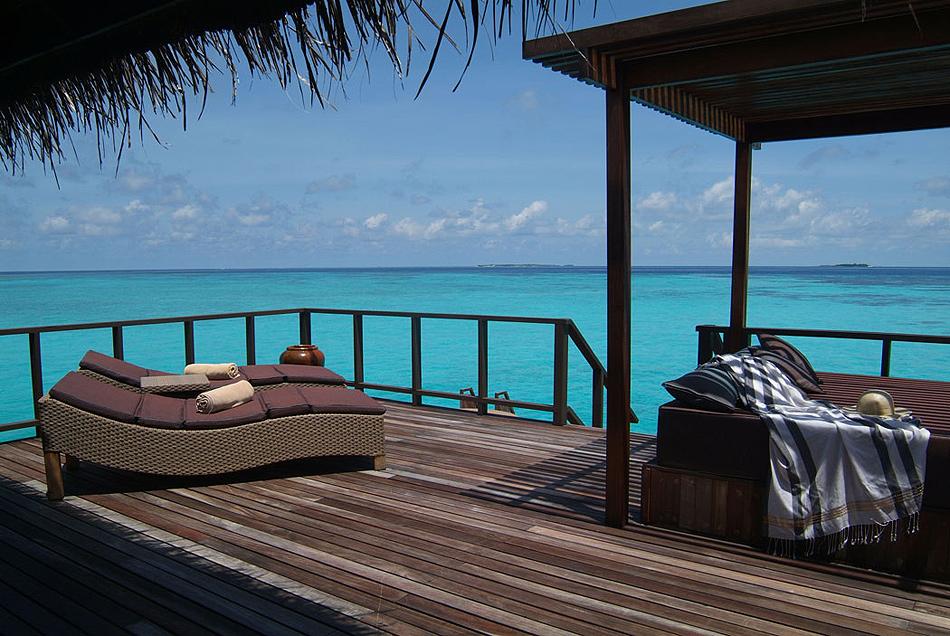 716 Отель Coco Palm Bodu Hithi на Мальдивах