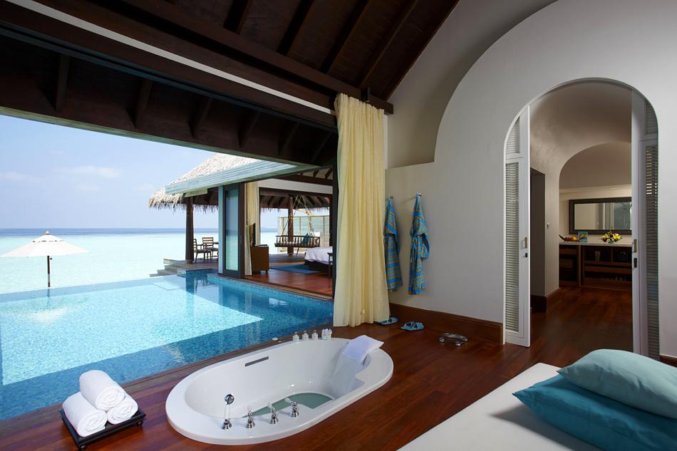 73 Anantara Kihavah Villas – роскошный отель на Мальдивах