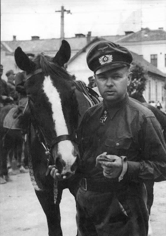 788 Офицеры Казачьей Кавалерийской дивизии