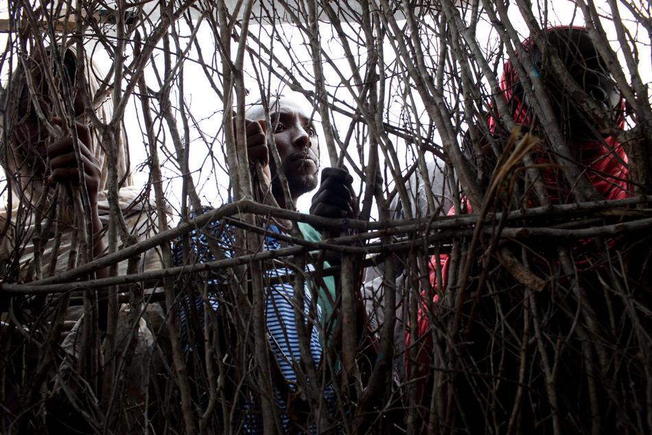 Голод<br /> в Восточной Африке продолжается