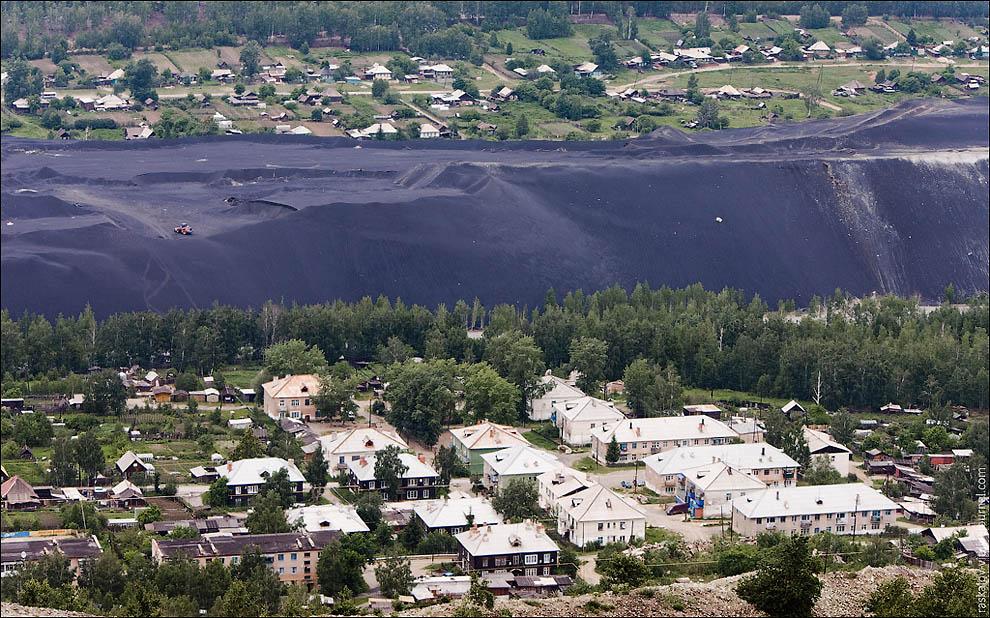 881 Карабаш — самый грязный город планеты