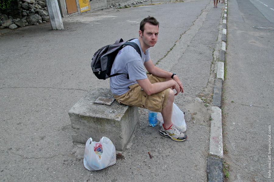 Поездка в Ялту