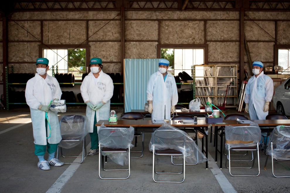 Япония - 5 месяцев после удара стихии