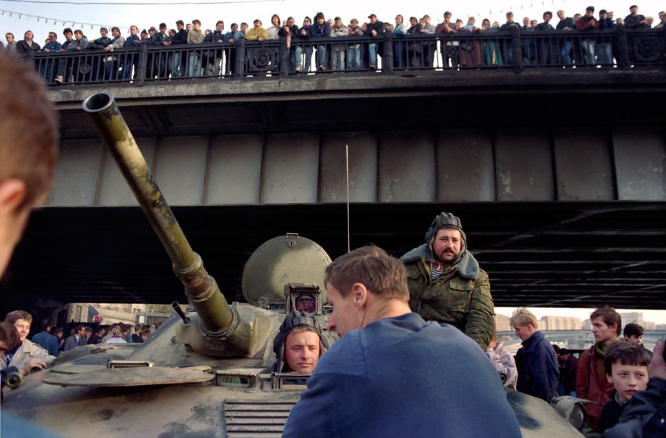 9118 Дни Свободы: Россия в 90 е