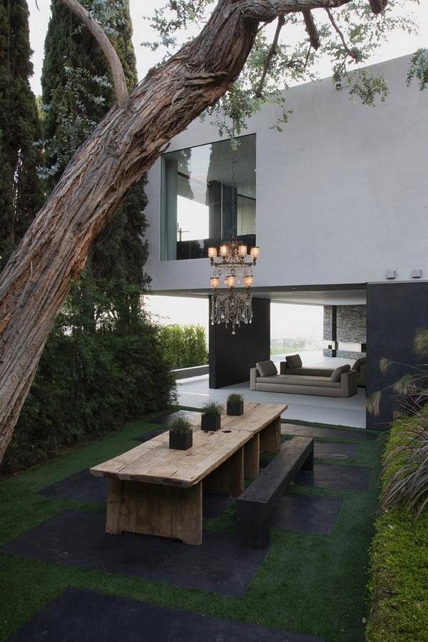 Дизайн дома Openhouse от XTEN Architecture