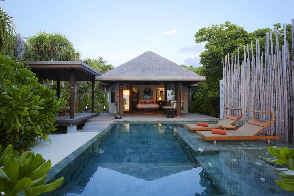 93 Anantara Kihavah Villas – роскошный отель на Мальдивах