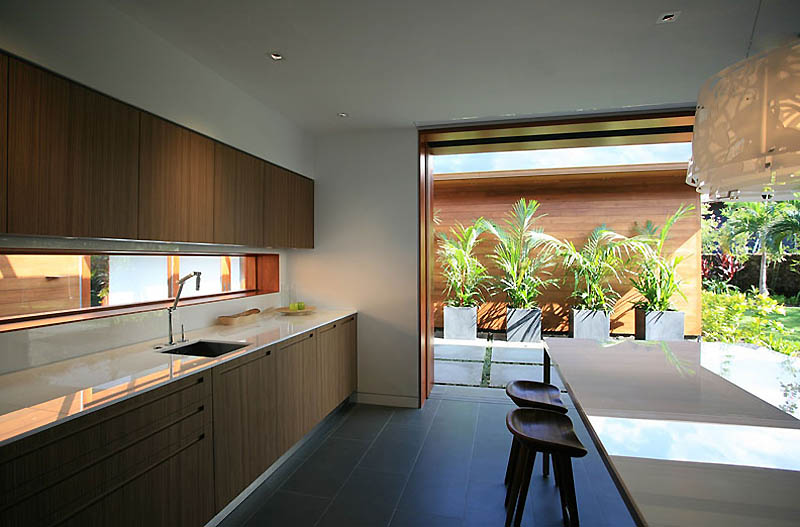 Резиденция Kona от студии Belzberg