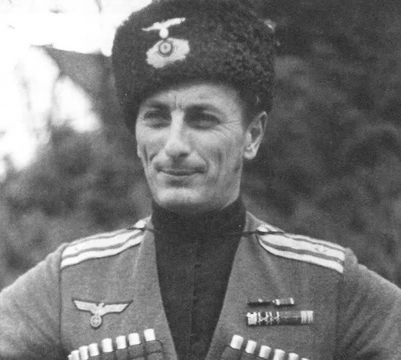 978 Офицеры Казачьей Кавалерийской дивизии