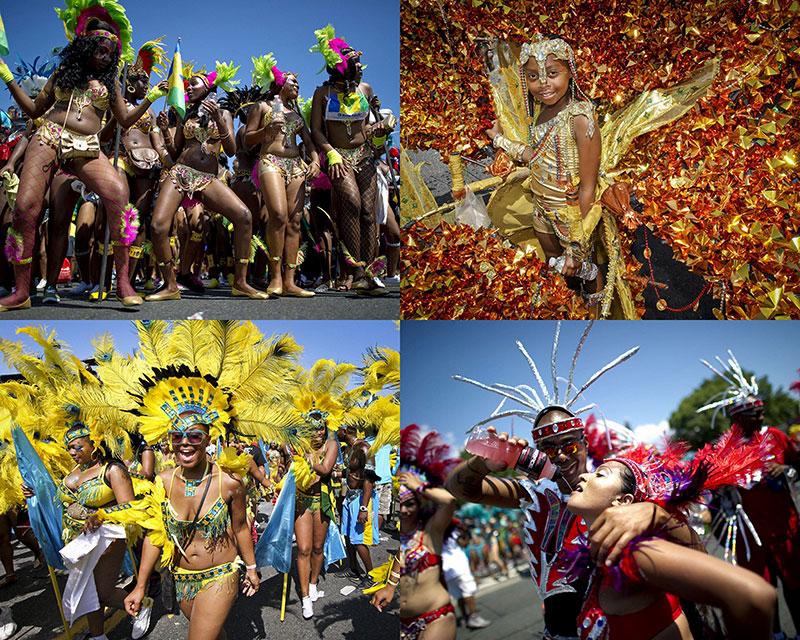 Карибский карнавал в Торонто