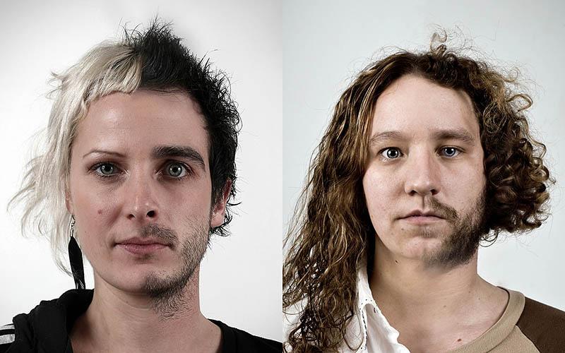 Генетические портреты