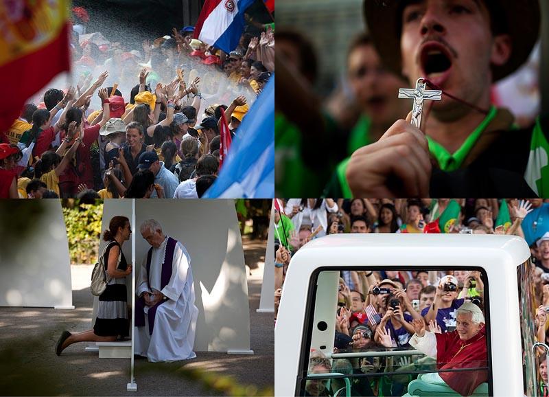 Католичество это круто или Всемирный день молодежи католической церкви в Мадриде