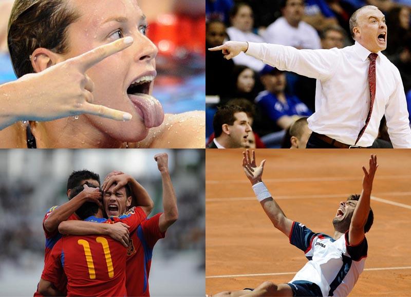Эмоциональный спорт