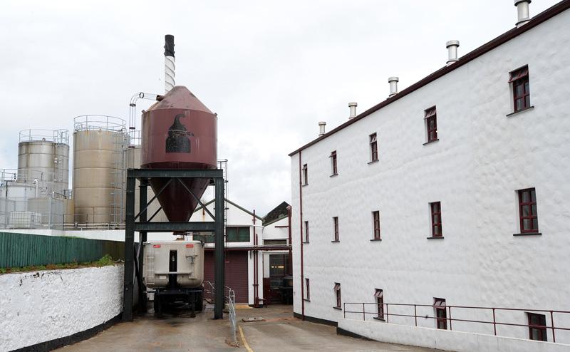 История приготовления виски Bushmills (46 фото) .
