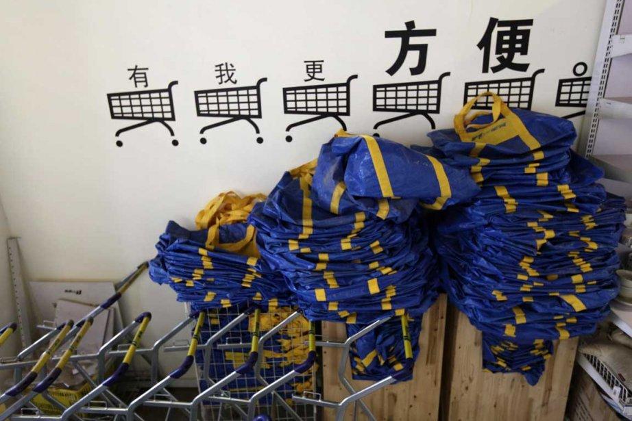 FAKEIKEA03 Китайцы подделали...магазин IKEA