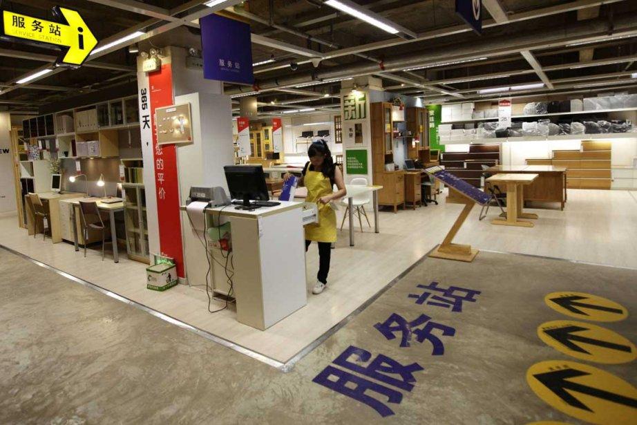 FAKEIKEA04 Китайцы подделали...магазин IKEA