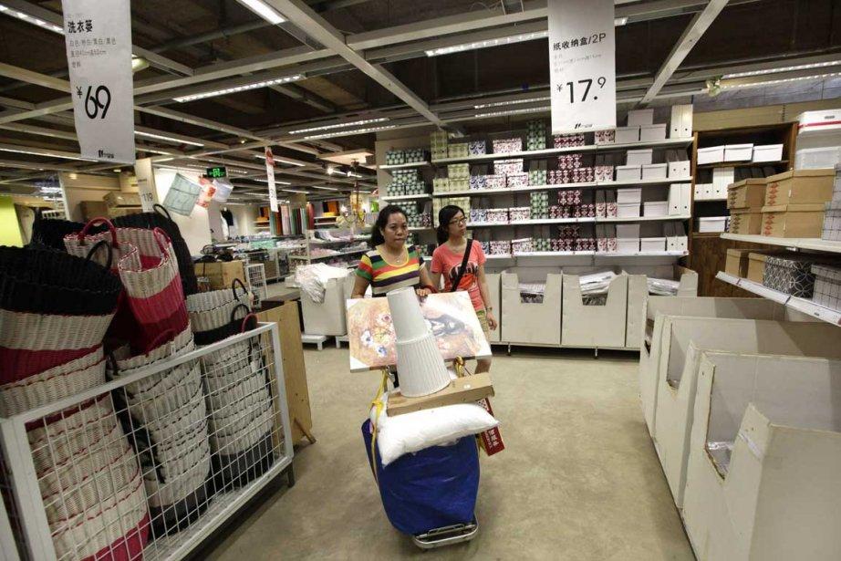 FAKEIKEA10 Китайцы подделали...магазин IKEA