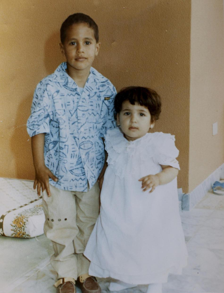 IMAGES08 Фотографии из семейного альбома полковника Каддафи