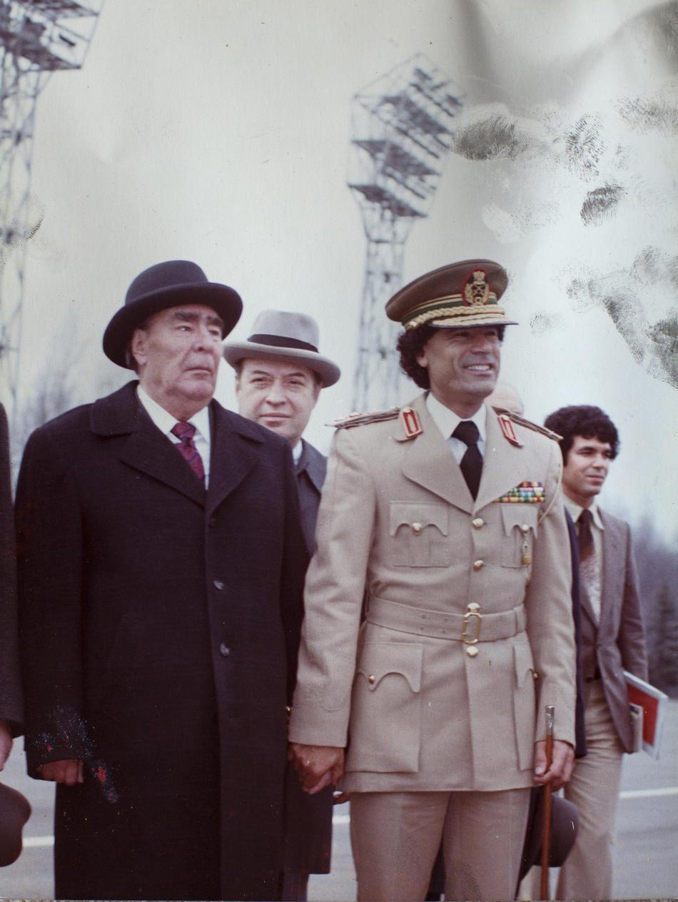 IMAGES10 Фотографии из семейного альбома полковника Каддафи